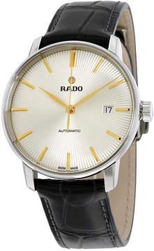 Rado Coupole Automatic Leather Unisex Watch