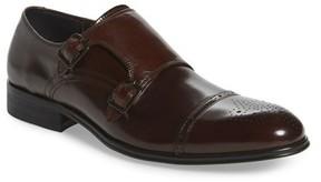 Kenneth Cole New York Men's Cap Toe Monk Shoe