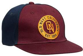 Old Navy Graphic Twill Baseball Cap for Boys