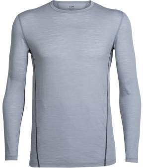 Icebreaker Aero Long-Sleeve Crewe Shirt