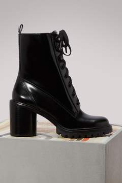 Marc Jacobs High Heeled Derbies