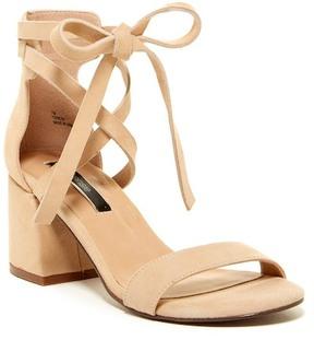Kensie Tereza Block Heel Sandal