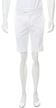 Ralph Lauren Black Label Flat Front Shorts