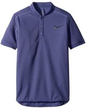 Nike Court Advantage Tennis Polo Boy's Clothing