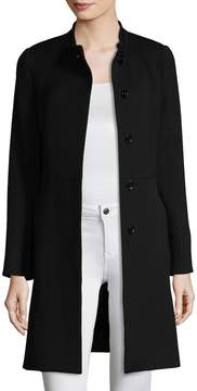 Cinzia Rocca Women's Satin Long Coat