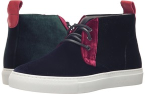 Del Toro Velvet Tall Chukka Sneaker Men's Shoes