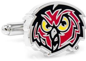 Ice Temple University Owls Cufflinks