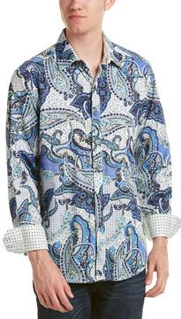 Robert Graham Cabin Steward Classic Fit Woven Shirt