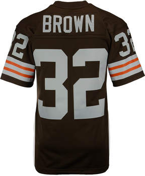 Mitchell & Ness Men's Jim Brown Cleveland Browns Replica Throwback Jersey