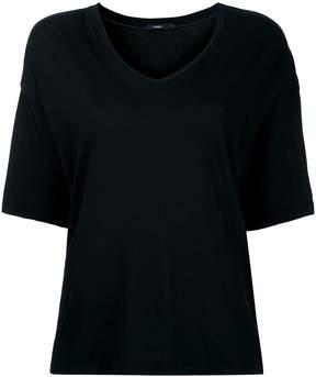 Bassike v-neck T-shirt