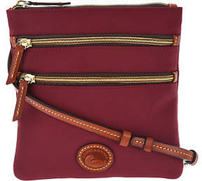 Dooney & Bourke Nylon North South Triple Zip Crossbody - ONE COLOR - STYLE