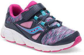 Saucony Girls Kotaro 4 Toddler & Youth Sneaker