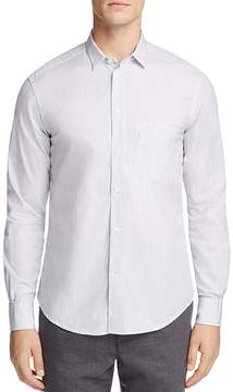 Barena Striped Button-Down Slim Fit Shirt