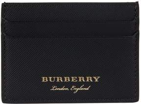 Burberry Leather Card Case