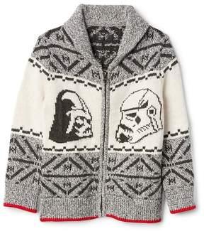 Gap | Star Wars shawl zip cardigan