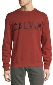 Calvin Klein Jeans Graphic Cotton Sweatshirt