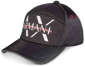 Armani Exchange Men's Logo Hat