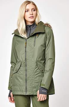 Burton Olive Snow Hazel Jacket