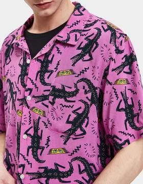 Obey Salazar Woven Shirt