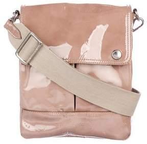 Brunello Cucinelli Patent Leather Crossbody Bag