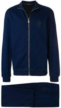 Billionaire front zip jacket