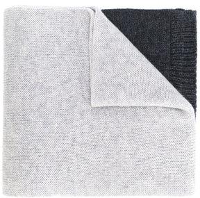 Brioni tri-tone scarf