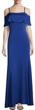 Shoshanna Women's Solid Evening Gown