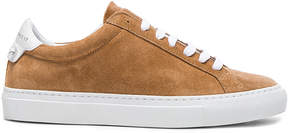 Givenchy Suede Knots Low Sneakers