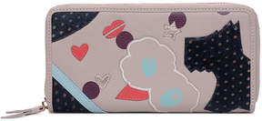 Radley London Summer Street Large Zip-Around Matinee Wallet