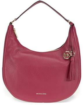 Michael Kors Lydia Large Shoulder Bag - Mulberry - ONE COLOR - STYLE