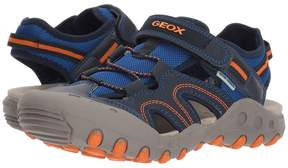 Geox Kids Kyle 12 Boy's Shoes