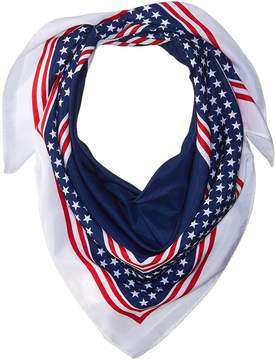 Collection XIIX Stars Stripes Square Scarves