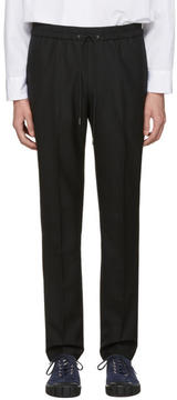 TOMORROWLAND Black Easy Trousers