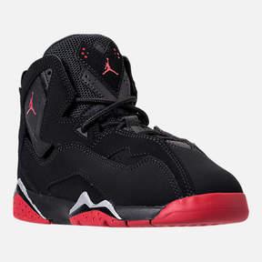 Nike Boys' Preschool Jordan True Flight Basketball Shoes