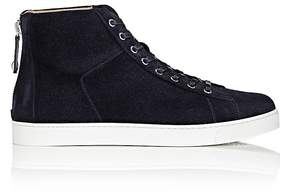 Gianvito Rossi Men's High-Top Sneakers