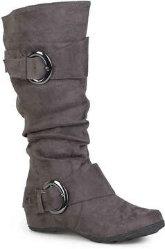 Journee Collection Women's Jester Extra Wide Calf Boot