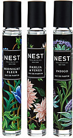 NEST Fragrances Set of Three Rollerballs