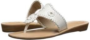 Jack Rogers Cara Croco Women's Sandals
