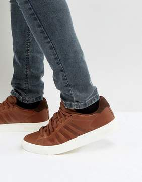 K-Swiss Court Frasco Sneakers In Brown