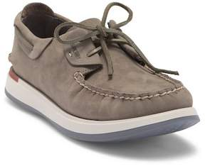 Sperry Caspian Leather Grey Loafer