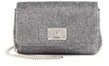 Jimmy Choo Ruby Lame Chain Crossbody Bag