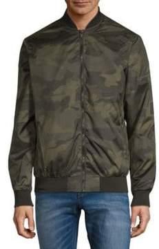 Sovereign Code Largo Camouflage Bomber Jacket