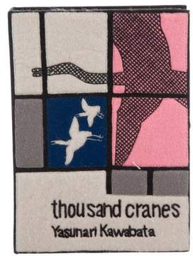Olympia Le-Tan Thousand Cranes Book Clutch
