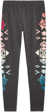 Epic Threads Ombre Geo-Print Tuxedo Leggings, Big Girls (7-16), Created for Macy's