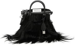 Maison Margiela Fur Mini 5ac Bag