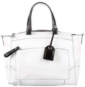 Reed Krakoff Bicolor Leather Bag