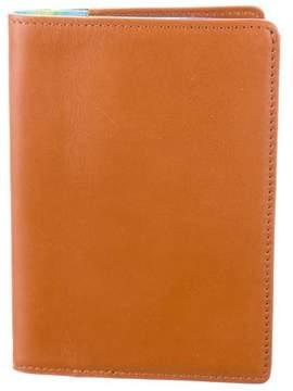 Jack Spade Leather Travel Wallet