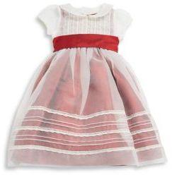 Isabel Garreton Baby's Surprise Silk Dress