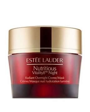 Estee Lauder Nutritious Vitality8 Radiant Night Overnight Creme / Mask, 1.7 oz.