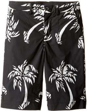Dolce & Gabbana Palm Leaf Bermuda (Toddler/Little Kids)